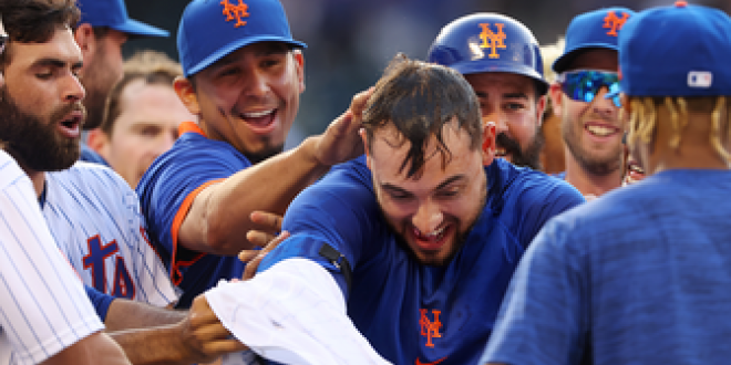 Michael Conforto's sac fly gives Mets 4-3 walk-off win over Phillies