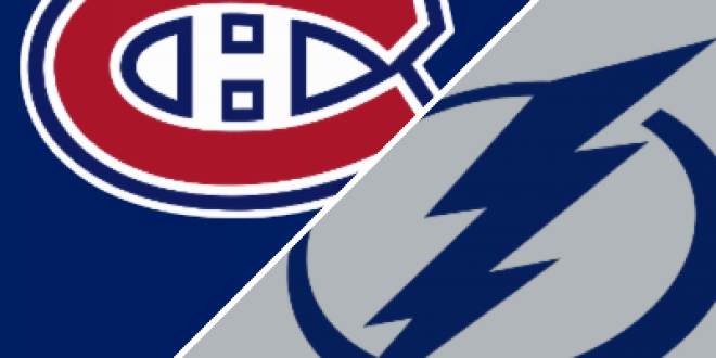 Follow live: Lightning, Canadiens square off in Game 1 of Stanley Cup Final