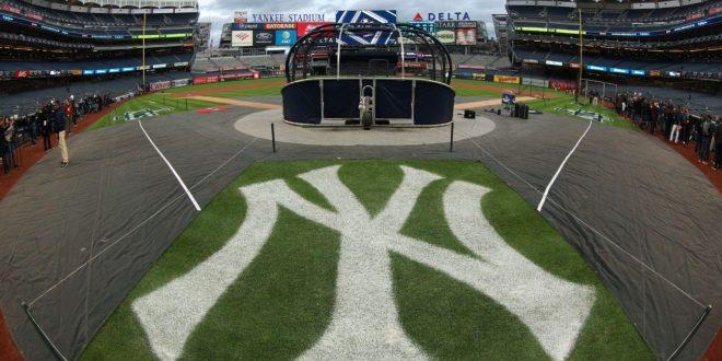Bat girl fulfills 60-year-old dream with Yankees