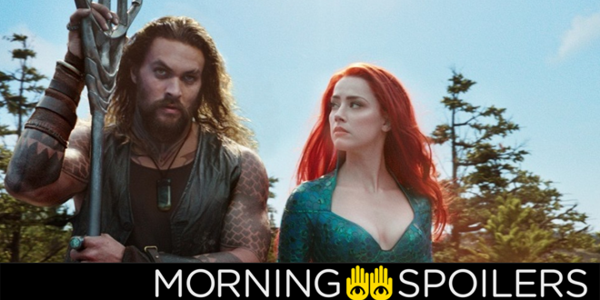 Updates From Aquaman 2, John Wick 4, and More