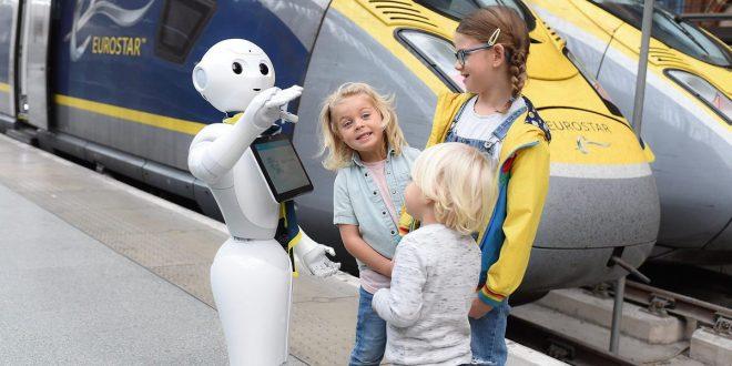 RIP Pepper the Robot (2014-2020)