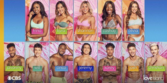 Meet The Love Island Season 3 Cast
