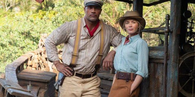 Disney's Dueling Jungle Cruise Trailers Pit Emily Blunt Against Dwayne Johnson