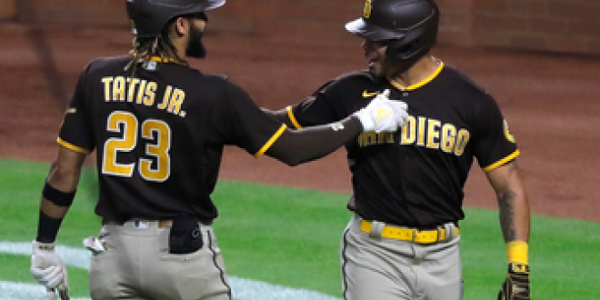 Tommy Pham homers, drives in two runs, Padres edge Reds, 5-4