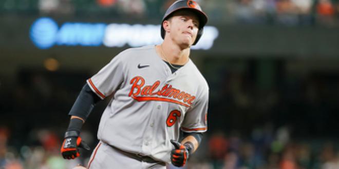 Ryan Mountcastle homers, drives in three runs as Orioles top Astros, 9-7