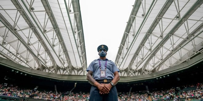 Open or closed, Wimbledon roofs have remained a slippery topic