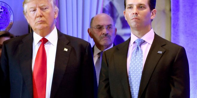 Adding to Trump's woes, grand jury indicts his core business