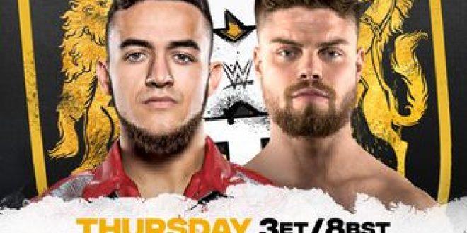 WWE NXT UK: July 1, 2021