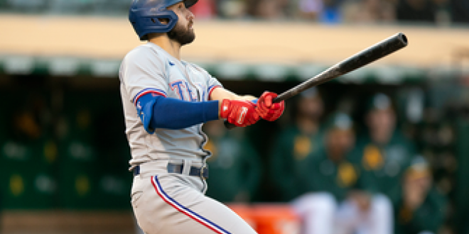 Joey Gallo stays hot with two more homers as Rangers top Athletics, 5-4