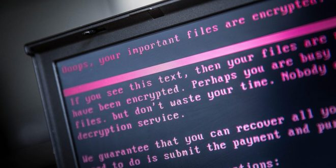 A Large Ransomware Attack Has Ensnared Hundreds of Companies