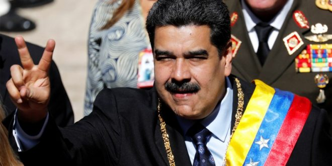Democratic Socialists of America Meet with Venezuelan President Maduro