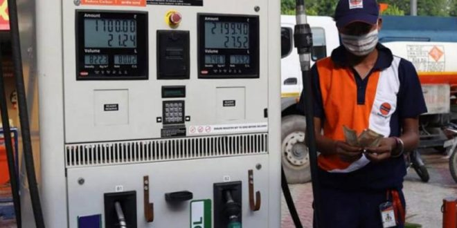 Diesel crosses Rs 100 in Madhya Pradesh; Petrol in Sikkim crosses Rs 100/litre