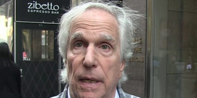 Henry Winkler Ripped for Saying Cataclysmic Event Needed to Heal World