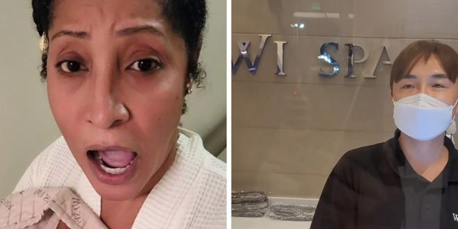 K-Town's Wi Spa Trans Protest Breaks Out in Violence After Viral Video