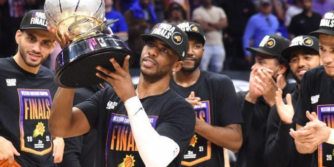Suns installed as Finals favorites over Bucks