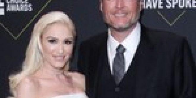 Gwen Stefani & Blake Shelton Get Married in Intimate Oklahoma Wedding