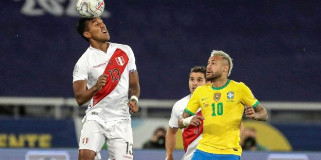 Vanquished Peru may have exposed Brazil's weakness