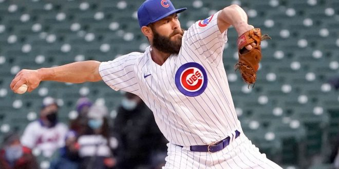 Cubs' Arrieta: 'Not even close' to being done