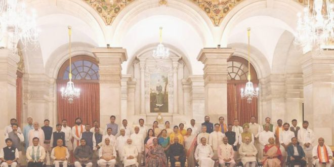 Many Economic Ministries At Centre Get New Faces After Reshuffle