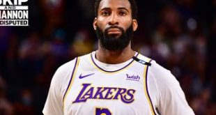 Shannon Sharpe: I would love for Andre Drummond to stay with the Lakers but won't lose sleep if he doesn't   UNDISPUTED