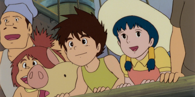 Hayao Miyazaki's Future Boy Conan Is Finally Getting a Stateside Release