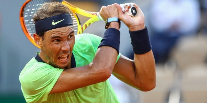 Nadal to make D.C. debut in 1st event since Paris