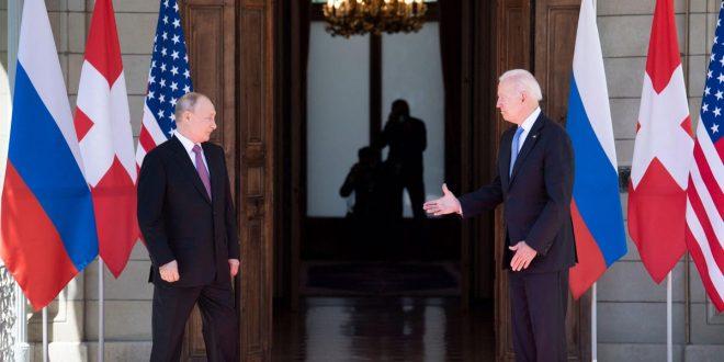 C'mon, Man! Biden Asks Putin to Crack Down on Ransomware Hackers (Again)