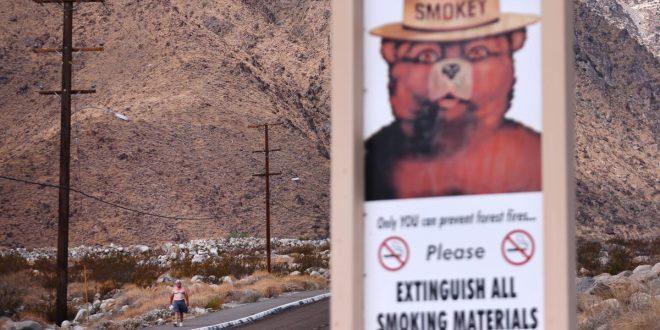 Raging Oregon Wildfire Threatens California's Already Beleaguered Power Grid