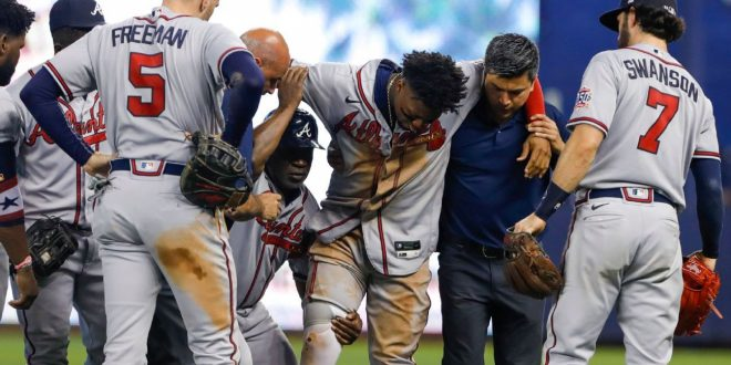 Acuna vows he will return stronger than ever