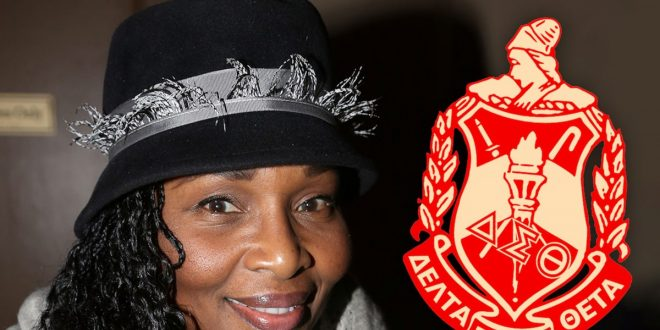 Suzzanne Douglas to Be Honored by Sorority with Special Memorial Service
