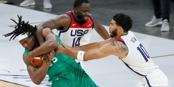 Swagger and Precious Achiuwa: How Nigeria beat Team USA