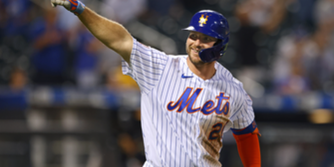 Pete Alonso clubs 17th homer as Mets double up Pirates, 4-2