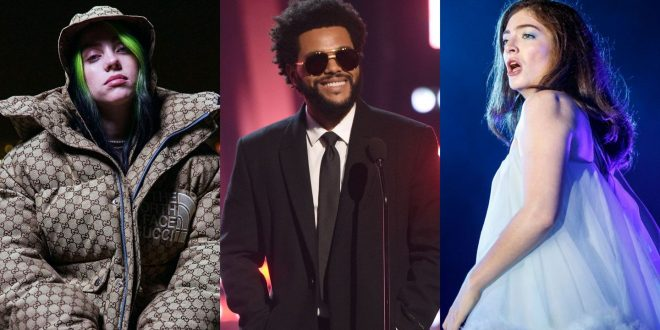 Billie Eilish, BTS, Lorde, The Weeknd To Perform At Global Citizen Live 2021