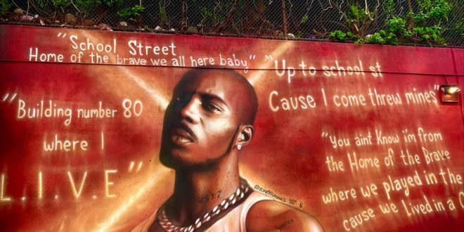 First Look at DMX Mural Set to Be Unveiled in His Hometown