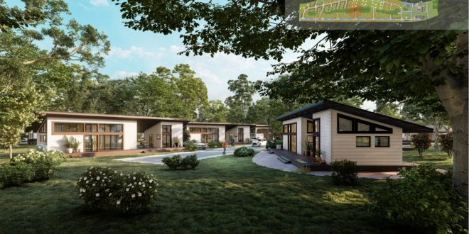 Developer to Build 180 Cottage-Style Homes in Texas Hill Country