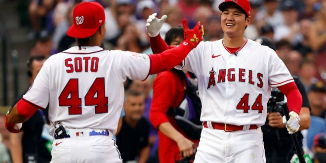 How Shohei Ohtani won the night without winning the derby