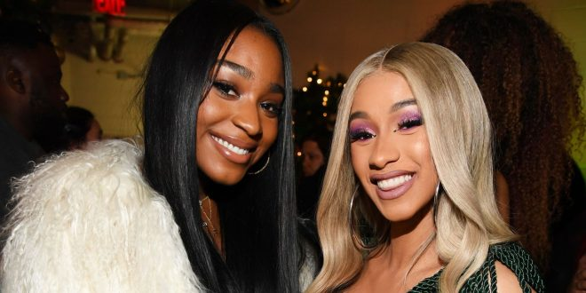 Normani and Cardi B Are Heading To The 'Wild Side' In New Collab