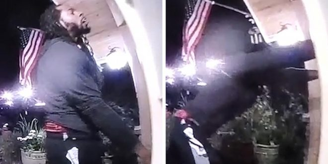 Richard Sherman Arrest, Video Shows NFL Star Violently Beat On Father-In-Law's Door