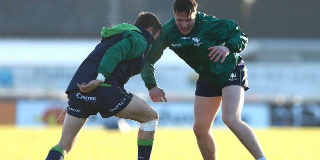 Jack Carty's Sin City target to go head to head with Ireland with brother Luke