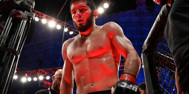 'Show the world': Khabib challenges Islam Makhachev ahead of his first UFC main event