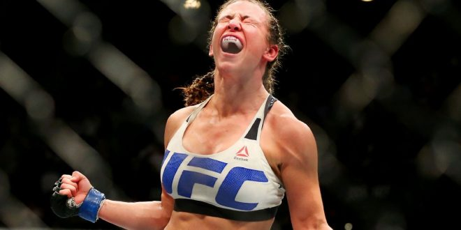 Viewers guide: Miesha Tate is back, looking to add to a shiny legacy