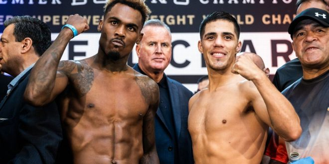 Jermell Charlo-Brian Castano live results and analysis