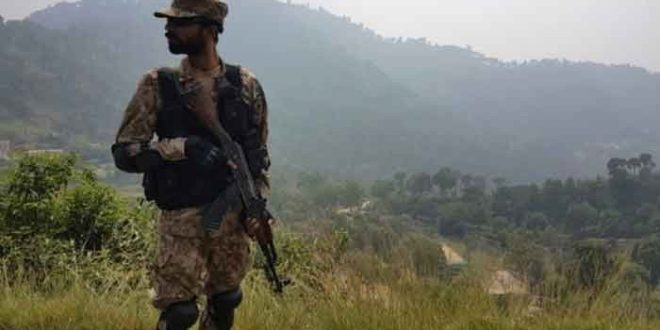 Young sepoy martyred in South Waziristan operation