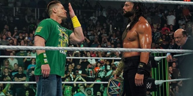 Cena is back, Big E and Nikki A.S.H. win briefcases