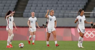 USWNT looked lost, confused as Sweden ends unbeaten run