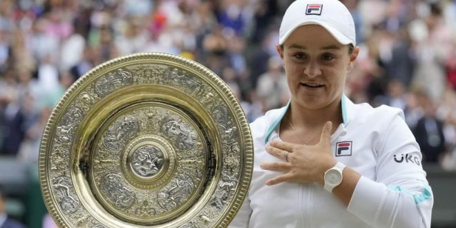 Barty opens Oly campaign against Spaniard
