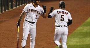 Eduardo Escobar swats two-run shot in D-Backs' 4-2 win over Pirates