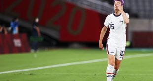 Rapinoe: 'Do or die' for USWNT after loss