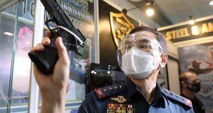 7-day gun ban in effect in Metro Manila for Duterte's last SONA