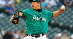 Yusei Kikuchi fans 12, Mariners hold off Athletics, 4-3